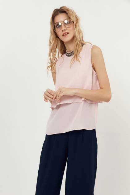 Блуза женская ZARINA 9327116316 розовая 42 RU