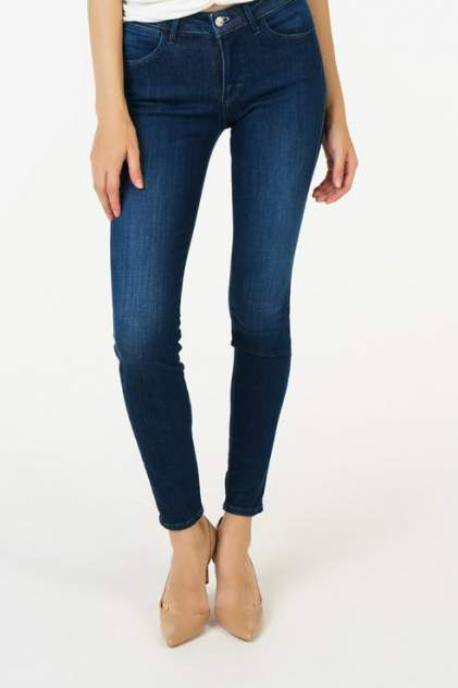 Женские джинсы  Wrangler W28KRT21S, синий
