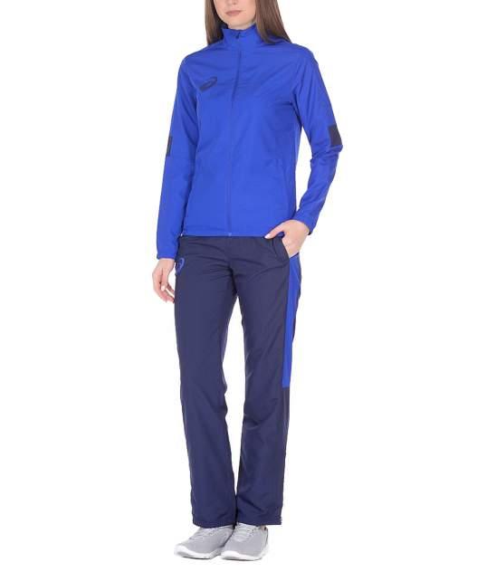 Спортивный костюм Asics Woman Lined Suit, blue/peacoat, S INT