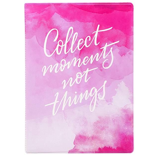 """Обложка для паспорта """"Collect moments"""""""