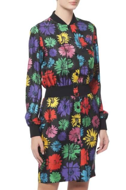 Платье женское MOSCHINO черное 40