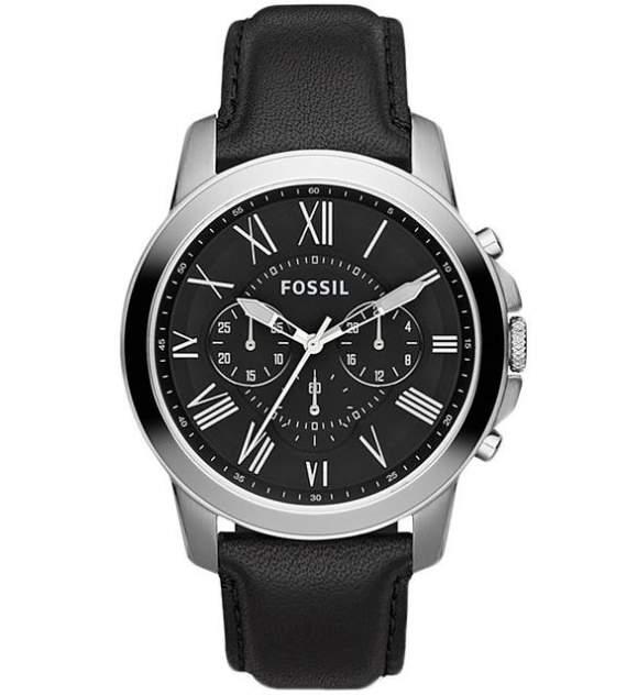 Наручные часы кварцевые мужские Fossil FS 4812IE