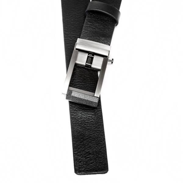 Ремень мужской LAKESTONE Haig Black черный 135 см