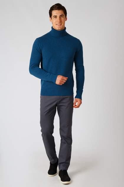 Джемпер мужской Finn Flare A18-21103 синий 3XL