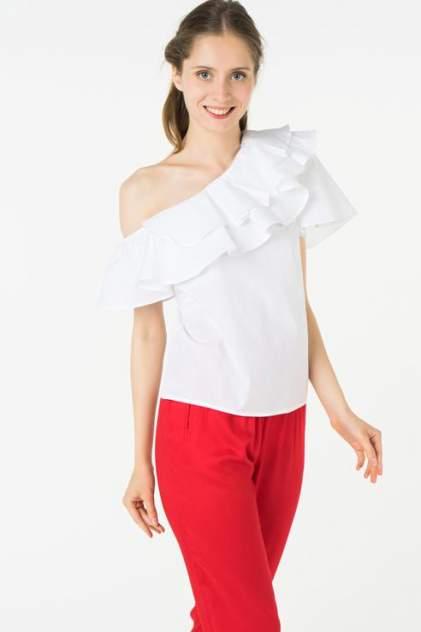 Блуза женская ZARINA 8226105305001 белая 44 RU