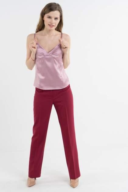 Блуза женская Audrey right 180881-11801 розовая 44 RU