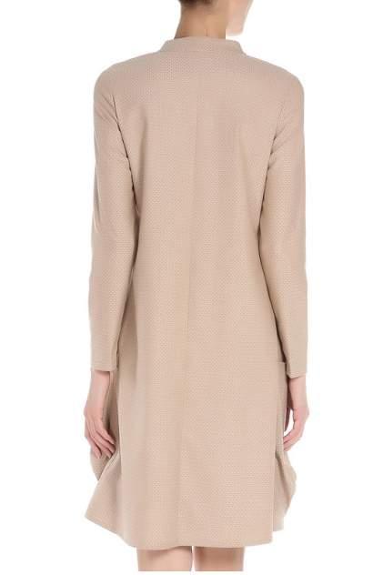 Платье женское Adzhedo 41289 бежевое 3XL