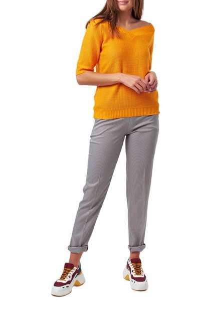 Пуловер женский Fly 962.1-13 оранжевый 40 RU