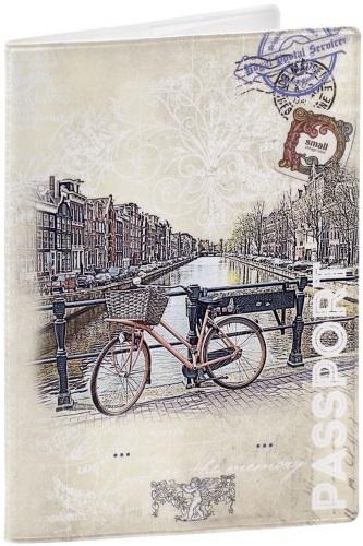 Обложка для паспорта MAGIC HOME Велосипед (32401)
