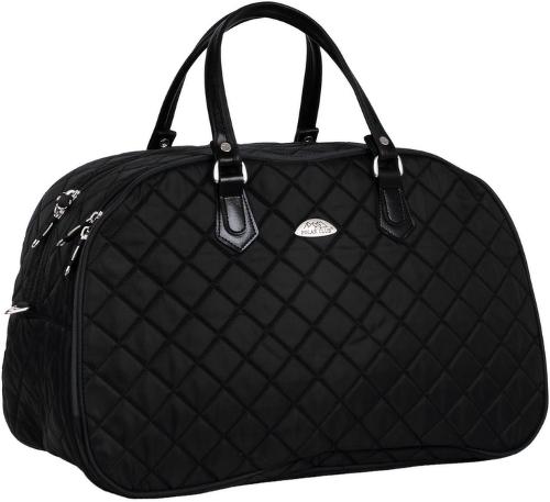 Дорожная сумка Polar 7049.2 черная 52 x 27 x 33