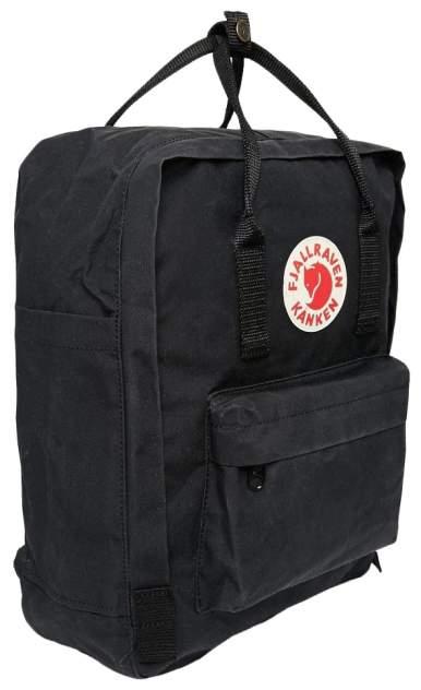 Рюкзак FjallRaven Kanken черный 16 л