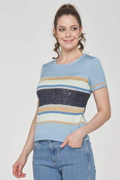 Джемпер женский VAY 191-4904 голубой 44 RU