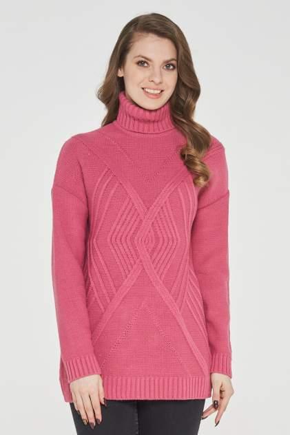 Свитер женский VAY 192-4863 розовый 56 RU