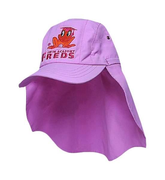 Кепка детская Freds Swim Academy, цв. розовый р-р 42