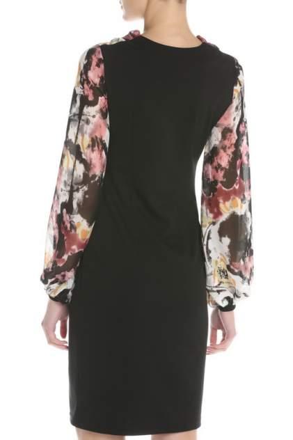 Платье женское Adzhedo 41067 черное 3XL