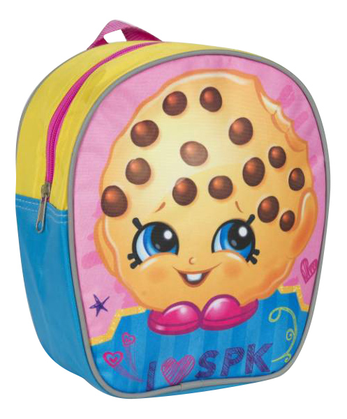Рюкзак детский Росмэн малый Шопкинс Печенька Куки
