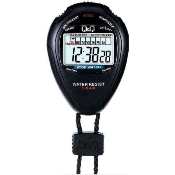 Карманные часы Q&Q HS46-001 черные