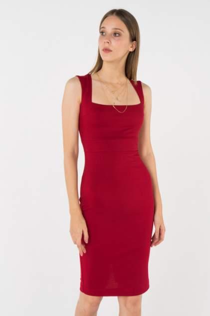 Женское платье AScool DRESS4003, красный