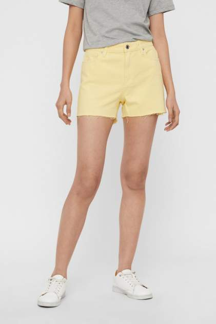 Шорты женские Vero Moda 10211663 желтые S