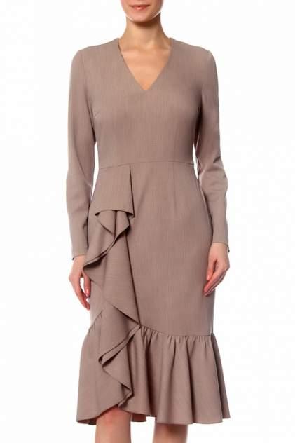 Платье женское Adzhedo 41638 бежевое S