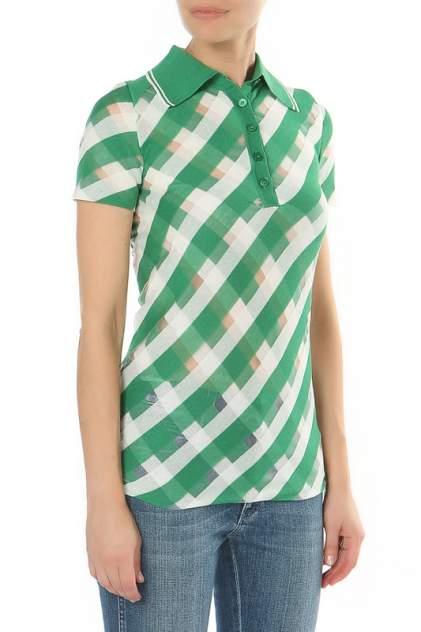 Поло Stella McCartney 425377-S1662-8492, зеленый