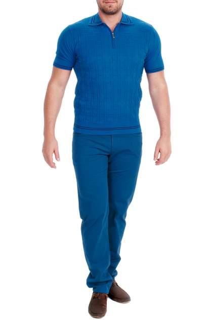 Поло мужское CUDGI CTS18-06 синее 48 IT