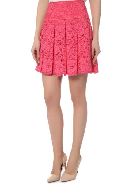 Юбка женская DKNY P441162CB1 розовая 2 US