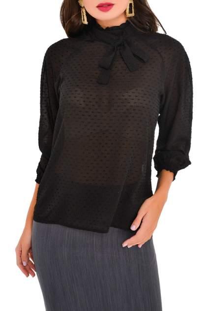 Блуза женская MONDIGO 3622 черная 46 RU