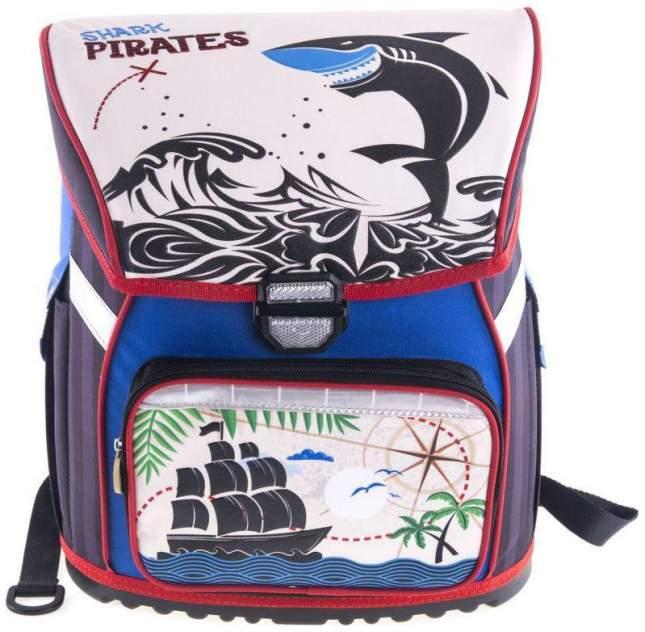 Рюкзак детский Gulliver Школьный Gulliver Пираты