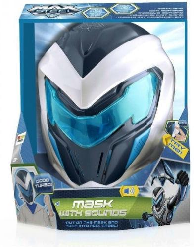 Маска IMC Toys Max Steel 21051