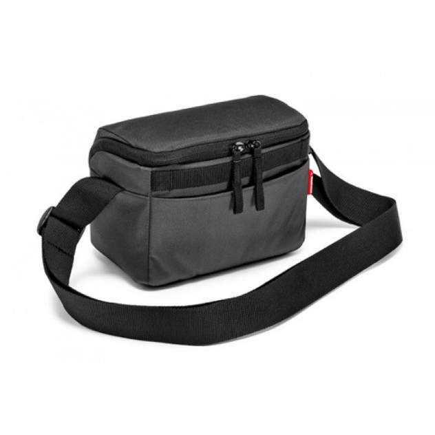 Сумка для фототехники Manfrotto NX Camera Shoulder Bag II Grey серая