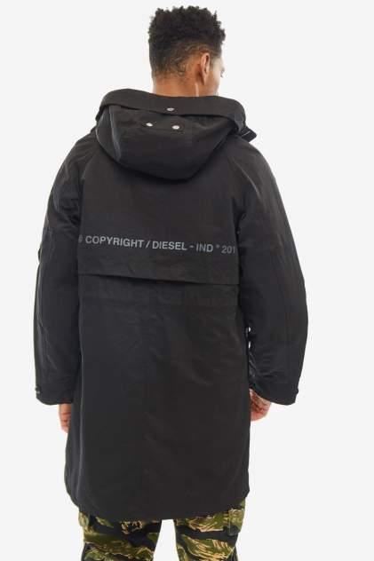 Куртка мужская DIESEL 00SW12 0GAVP 900 черная L