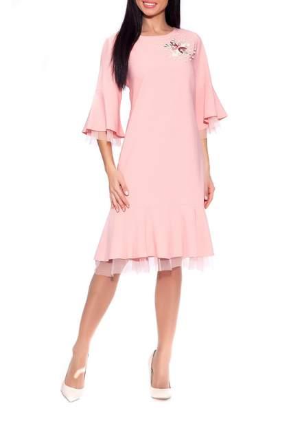 Платье женское EMANSIPE 1750249 розовое 50 RU