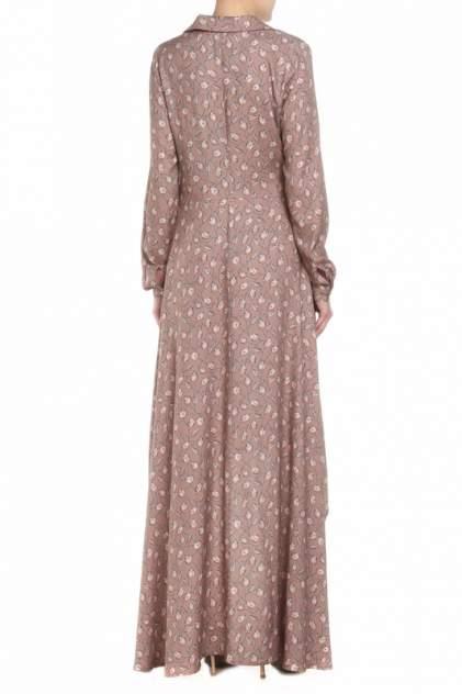 Платье женское Adzhedo 41434 коричневое L
