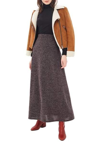 Юбка женская Alina Assi MP002XW1I47Z коричневая S