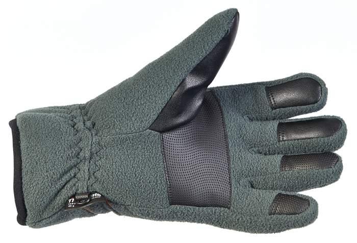 Перчатки мужские Norfin Shifter, серые/оранжевые, L