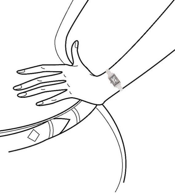 Наручные часы кварцевые женские Tommy Hilfiger TH1780813