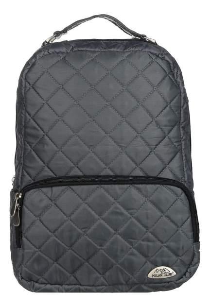 Рюкзак Polar П7070-06 серый 14 л