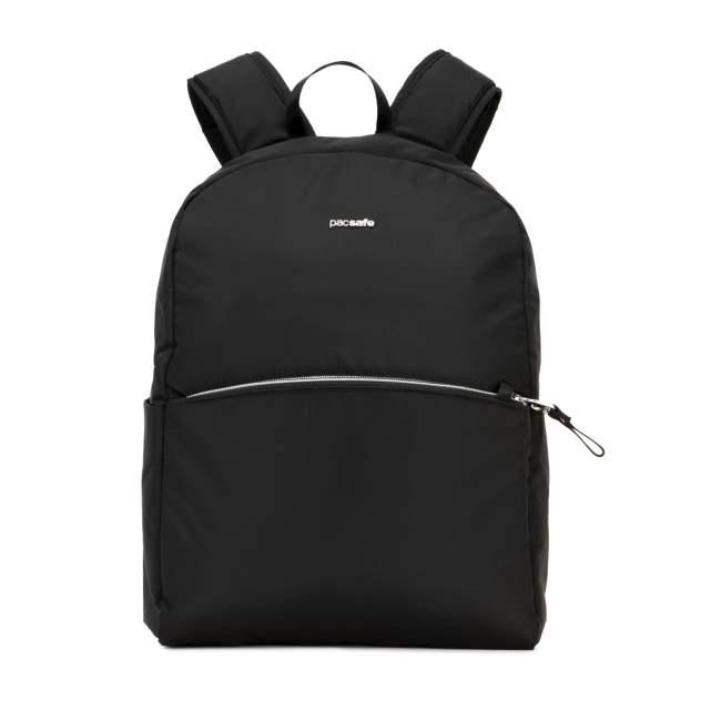 Рюкзак Pacsafe Stylesafe черный 12 л