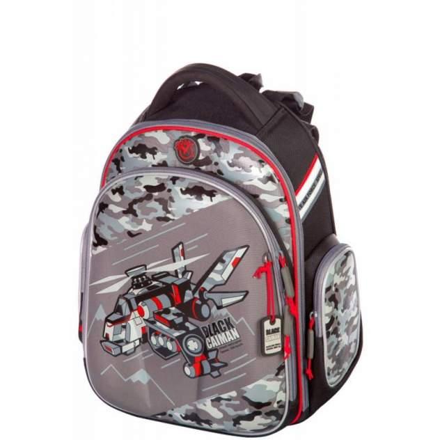 Ранец детский Hummingbird для мальчиков Серый TK36