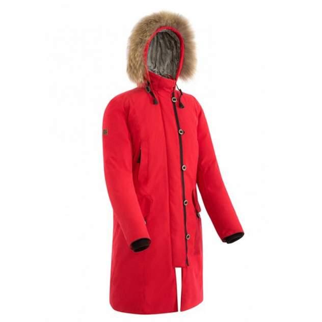 Пуховое пальто  HATANGA LADY 1464-9205-048 КРАСНЫЙ 48
