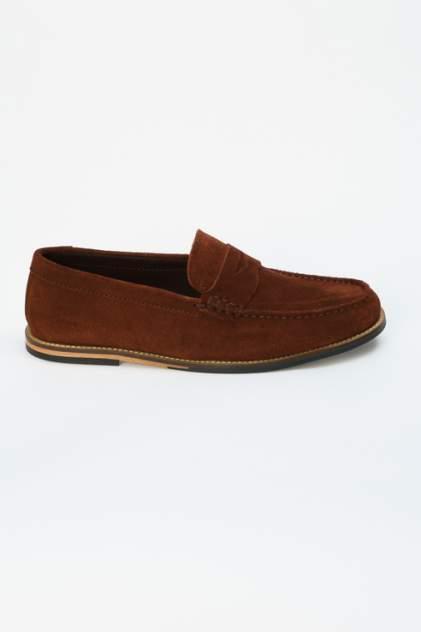 Лоферы мужские Clarks 26139612, коричневый