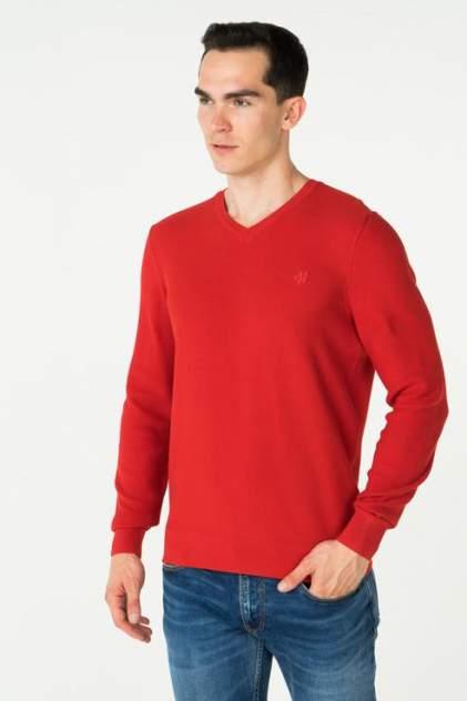 Пуловер мужской Marc O'Polo 827514160540/348 красный 3XL