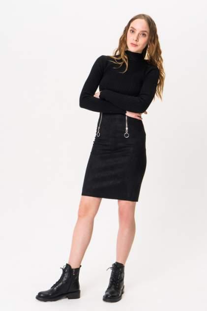 Женская юбка HF 2702, черный