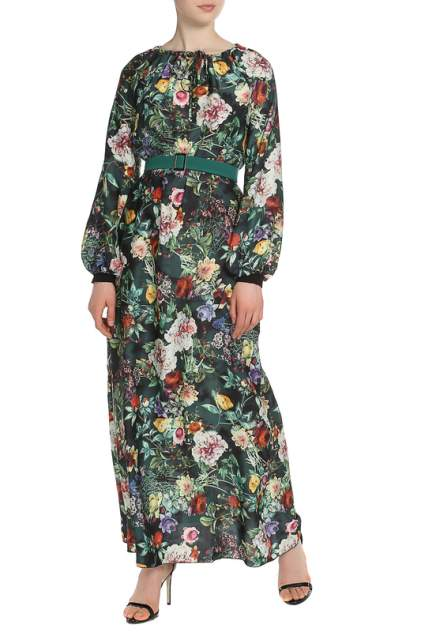 Платье женское Adzhedo 40368 зеленое S