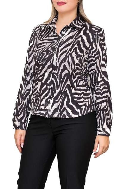 Женская блуза Balsako БАТНИК ЗАМША, коричневый