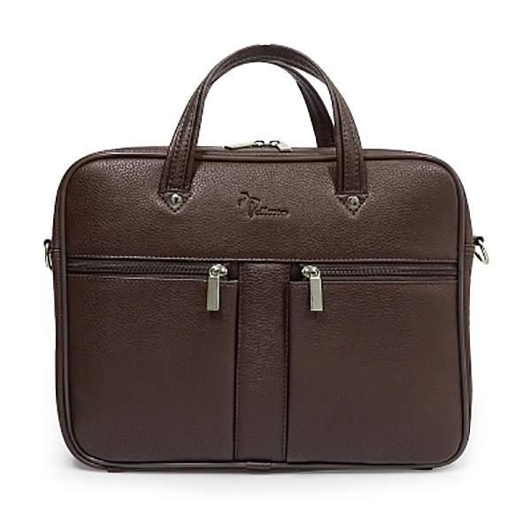 Портфель мужской Pellecon 812-21169 коричневый