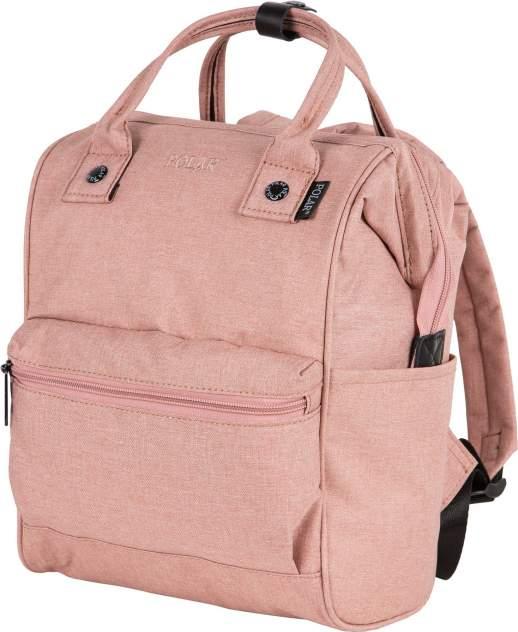 Рюкзак женский Polar 18205 14,9 л розовый