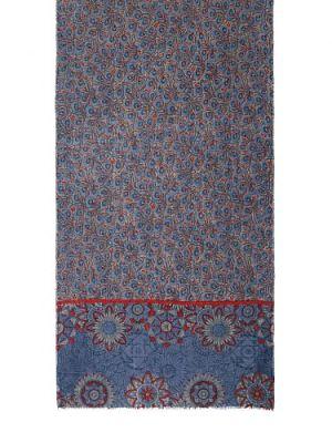 Палантин женский Eleganzza MN41-19414 синий