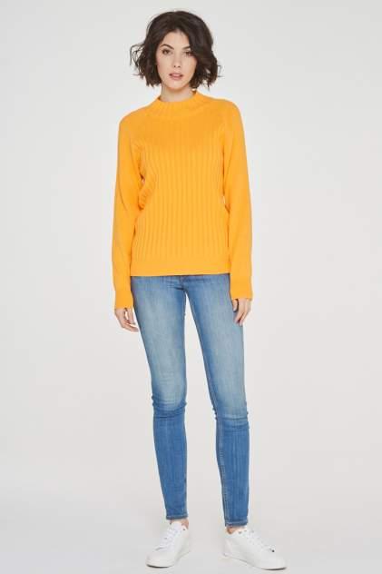 Джемпер женский VAY 182-4651 желтый 50 RU